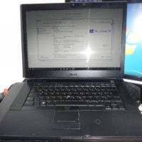 Dell Latitude E6500 Core2Duo T9600  (6MB Cach, 2x2,8Ghz FSB 1066Mhz) 2GB RAM,160Gb HDD