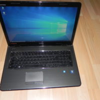 "Dell Inspiron N7010  mit 17"" display Intel Pentium Cpu 4GB RAM,"