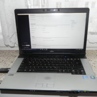 FSC Lifebook E751 Core i3 2generation